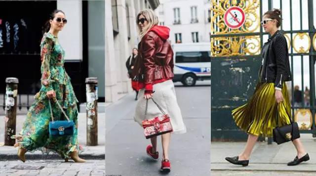 Gucci在2017年火爆到不行的經典款包 太美瞭