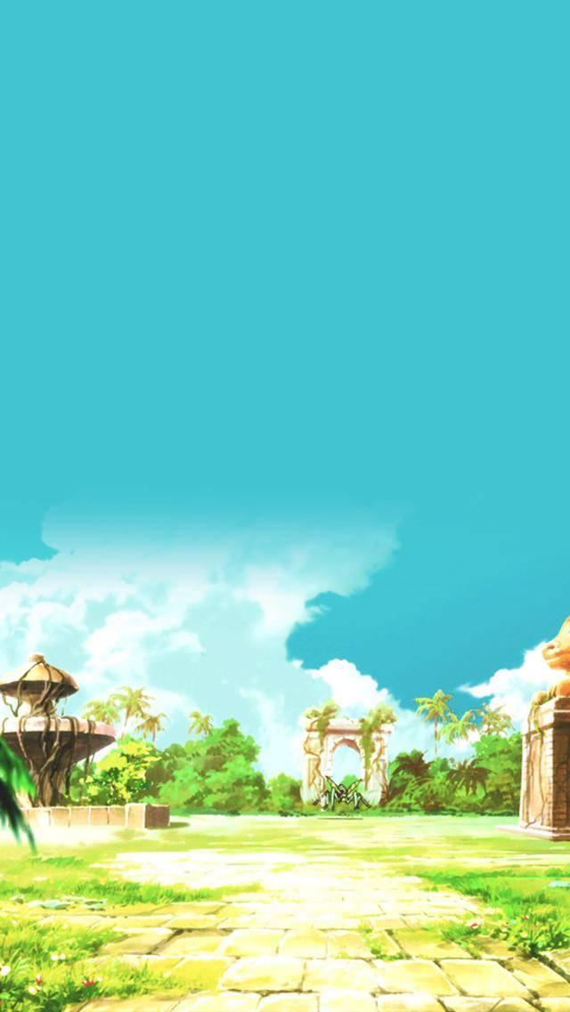 海贼王风景手机壁纸美图丨好看且唯美