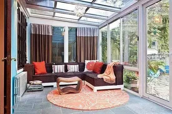 木屋阳光房这样装最划算,好多人家里都装错了!价格露台加拿大别墅图片