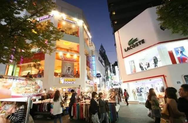 春节连休期间韩国主要景点及商店营业情况