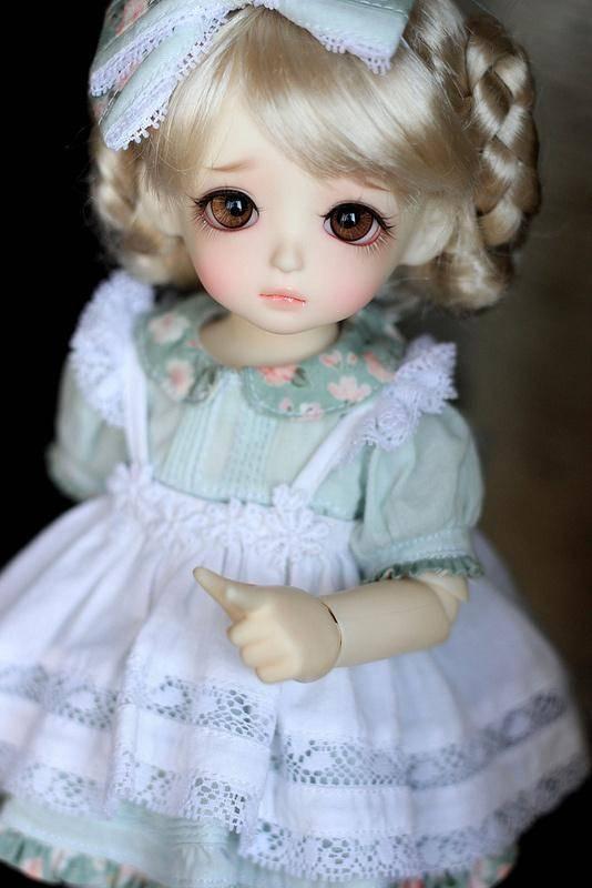 超萌可爱的sd娃娃,好想抱一个回家!