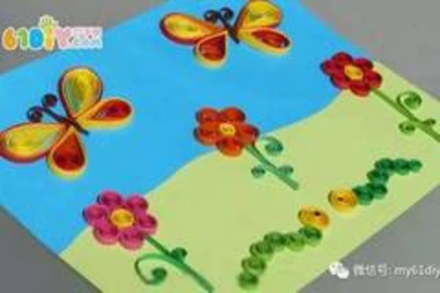 com 制作花朵: 元宵节手工制作方形灯笼 气球制作喜庆糖果装饰墙 幼儿