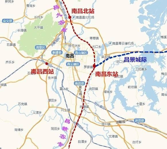 昌吉地铁规划图
