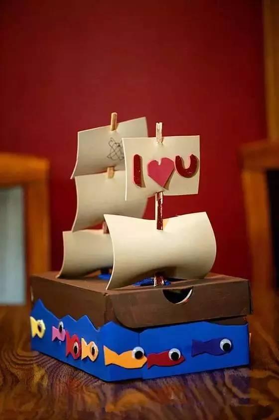 手工| 纸盒是世界上最棒的玩具,创意多多!