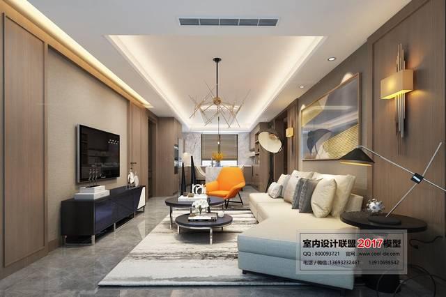 2017中国室内设计模型顶尖联盟火热分析!平面设计的自我预售图片
