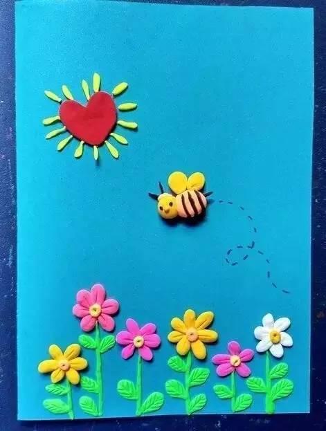 幼儿园手工, 美术,绘画, 手工制作教程 ,幼儿园环境布置 ,角区,门窗