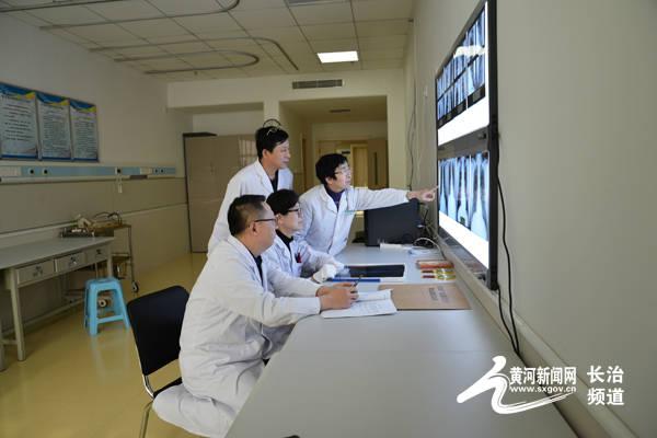长治市人民医院举办职业病防治知识专题讲座