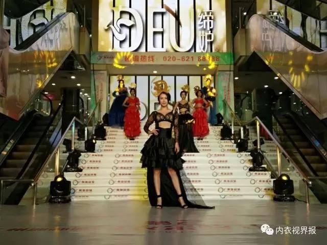 醉月狐携手缔妒品牌亮相广州加和城内衣v品牌节天津附近凌奥情趣用品图片