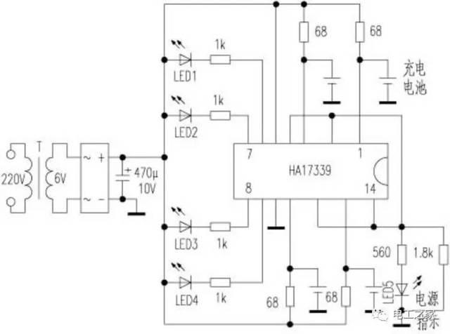 中功率zys电动自行车电路图