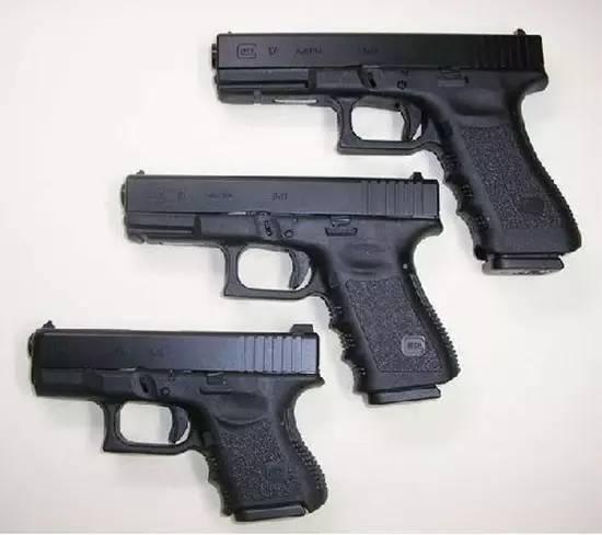 奥地利格洛克17型手枪