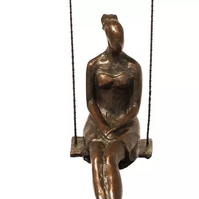 人体艺术|雕塑家这样玩.