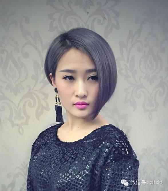 短发热潮,喜欢短发的女生,应该选择哪些短发发型才会更漂亮,更时尚