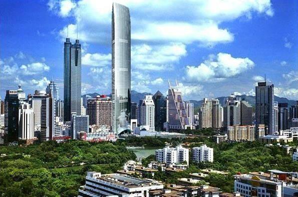 深圳经济总量位居亚洲_深圳经济特区