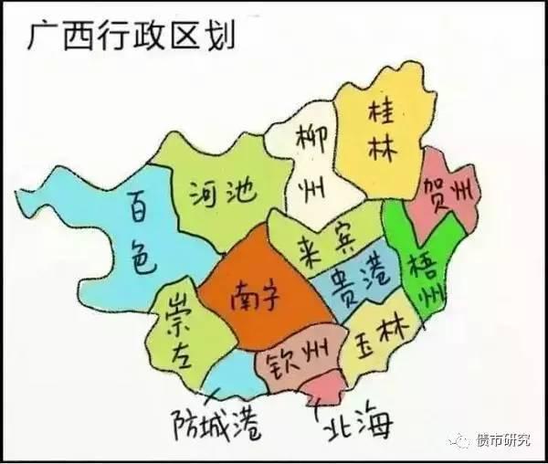 一起去大广西搞债,22个区县公共财政过8亿可发10亿企业债!图片