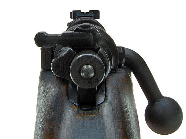 德国毛瑟98k步枪.图片