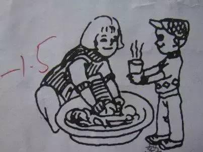 今天,收集了一些适于低年级孩子看图写话的插图,家长可以让孩子课余多图片