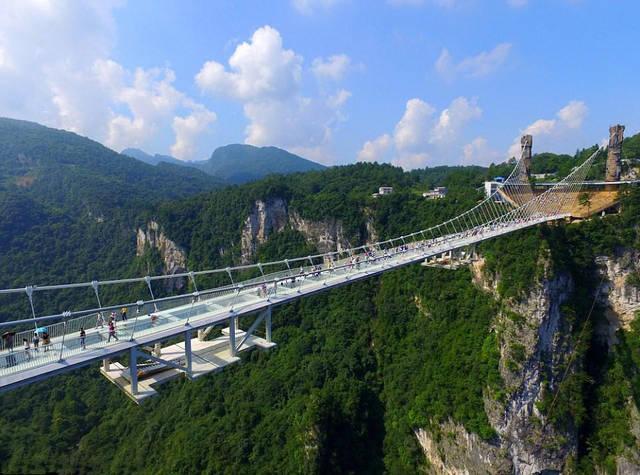 资深张家界导游撰之必看玻璃桥旅游攻略你知多少?