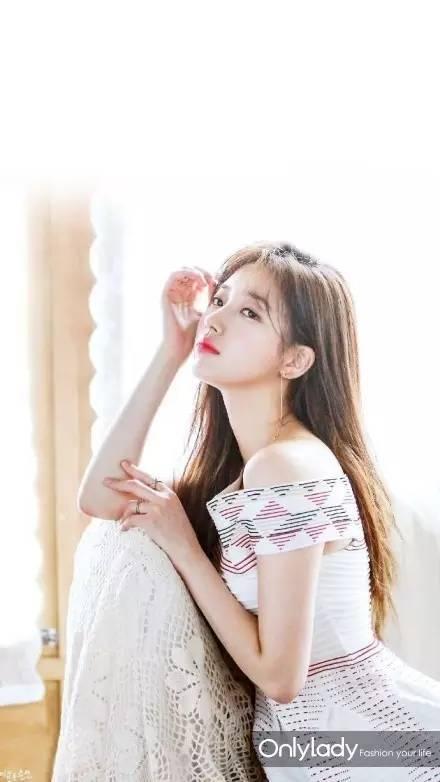 宋茜papi酱都被刘海拉低颜值?怎么才能美美地度过刘海图片