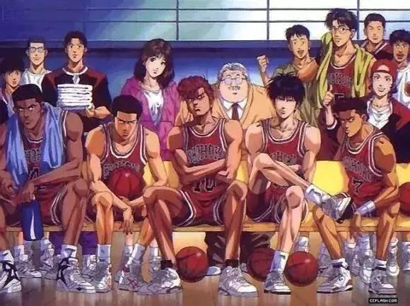 日本超级色的邪恶漫画_第3名 《灌篮高手》(slam dunk)日本漫画家井上雄彦以高中篮球为题材