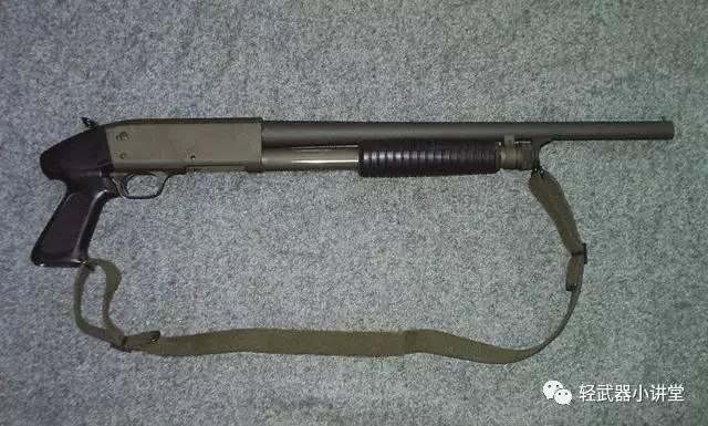 【互动】来福枪其实是指这种枪