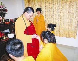 """""""华藏宗门""""教主吴泽衡的敛财之道"""