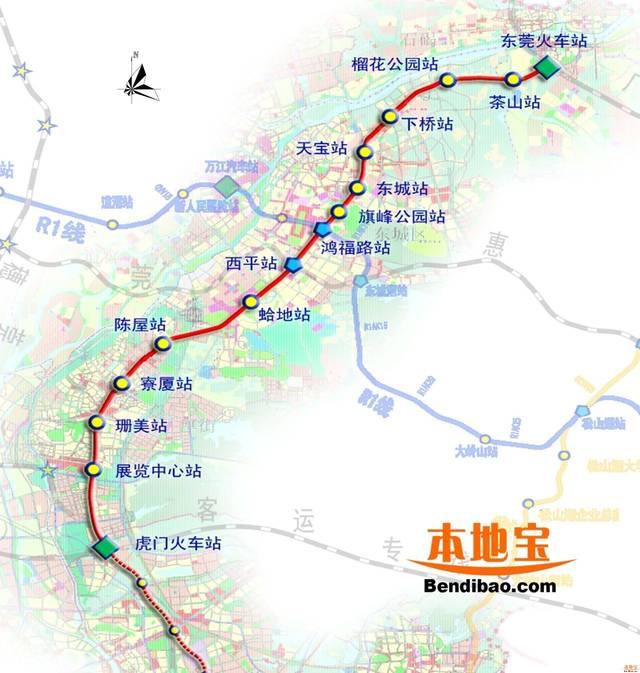 未来五年,东莞长安将全面主动对接深圳,4条轨道 3座大桥 1个新区!图片