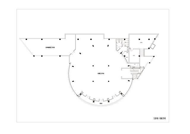 三层平面·创意工作坊图片