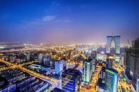 苏州市和区gdp_最能代表苏州的标志性建筑,谁是你心中的No.1