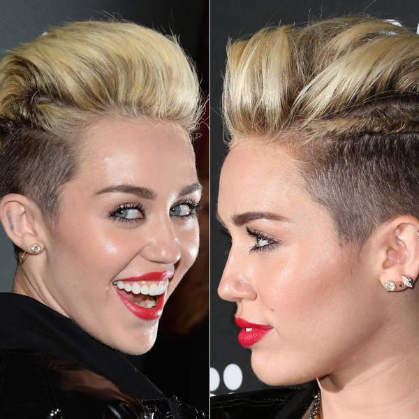 谁说剃头是男生的专利?长发个性女孩专属的颈部剃图片