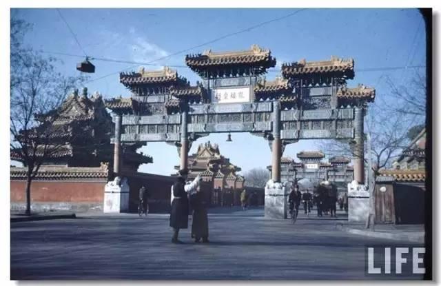 老北京珍贵照片集