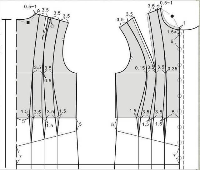 工程图 简笔画 平面图 手绘 线稿 640_545