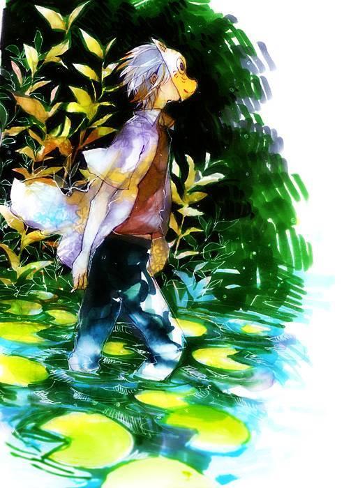 动漫:萤火之森 看点: 奇幻 剧情 爱情 简介:一段注定是充满悲伤的半图片