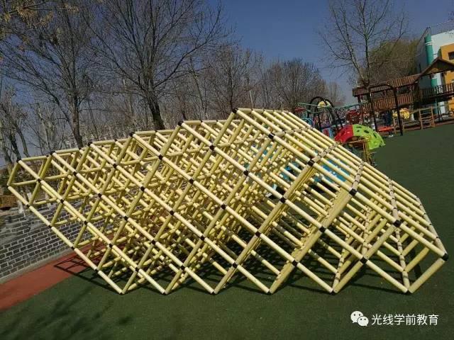 哇塞~论幼儿园自主游戏活动我只服山东利津!