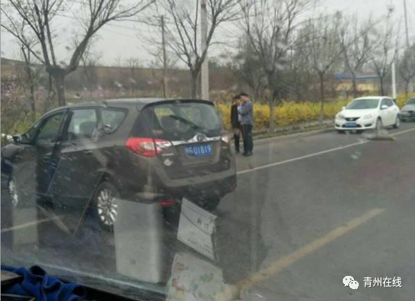 行唐车祸_青州今天发生了太多的车祸!现场恐怖,胆小勿入!