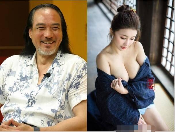 被搞的嫩妻_66岁香港武打男星徐少强1995年娶了小他30岁的嫩妻,昨又被爆背着嫩妻