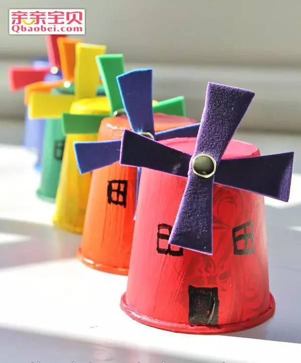【手工制作】纸杯风车的制作方法-科技频道-手机搜狐