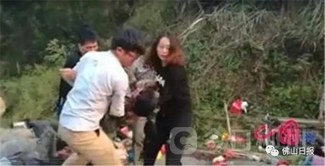 没有这位顺德医生,湖南郴州王仙岭车祸或不止12人死