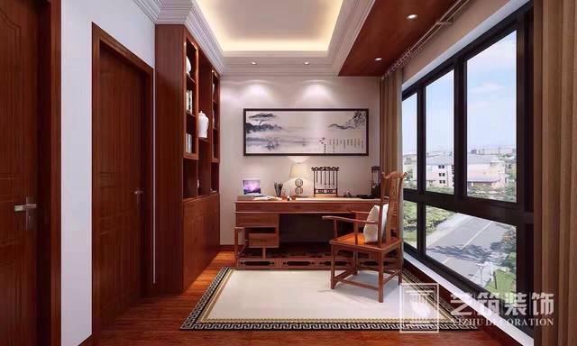 南宁霖峰壹号139横厅中式风格装修效果图参考最新风水宝地图片