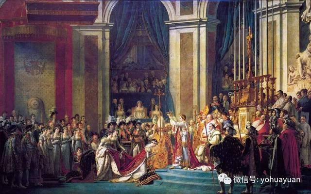 安格尔的《泉》 ↓加客服微信 uhuayuan3 ,领100g油画教程!图片