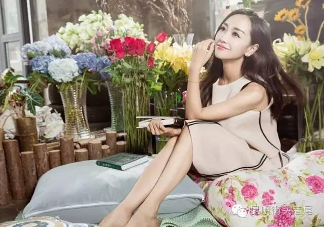昆明第一孩子居然在云南,快来看看她是谁?美女没离婚美女图片
