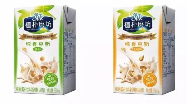 silk植朴磨坊纯香豆奶