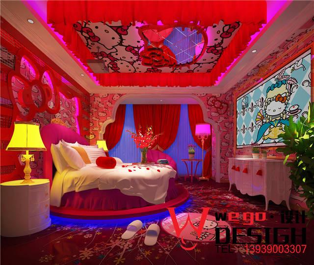 主题情趣宾馆时尚房v主题长春情趣有的酒店房间图片