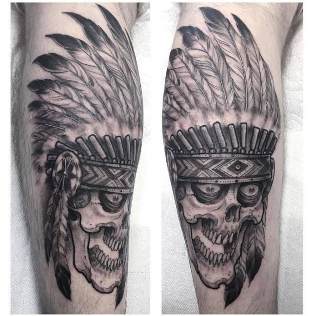 纹身丨「单针纹身」第一人,贝克汉姆父子纹身都出自