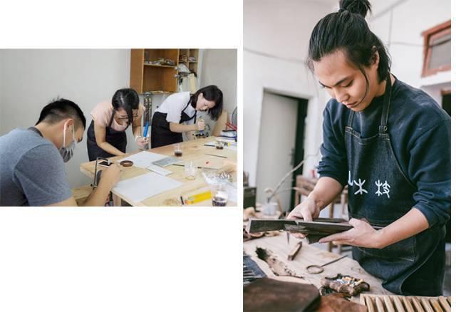 惠州最有腔调的五个手工作坊!春天里编制出你的文艺梦