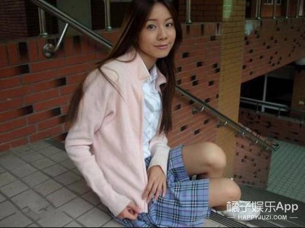 还记得《终极一班》里的黄安琪吗,她现在长这样!图片