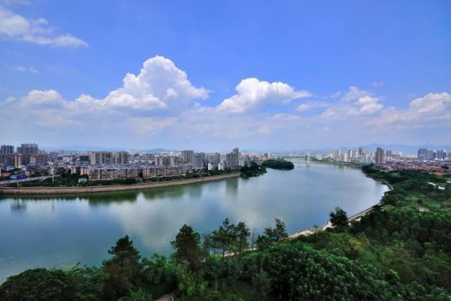 中国适合居住的16座城市,赣州竟然排名.
