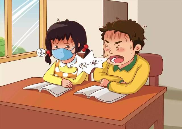 春季----传染病爆发季,如何预防儿童传染病.