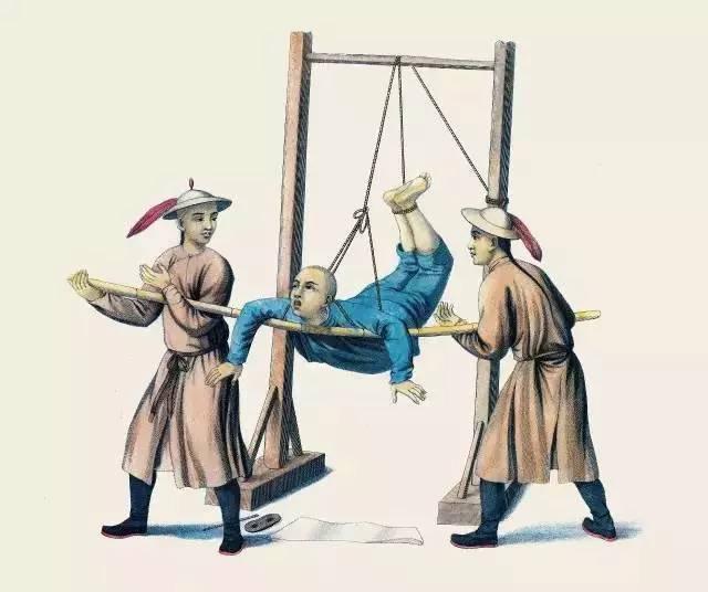 用针缝嘴的刑罚有那些_中国古代刑罚背后都有哪些门道?