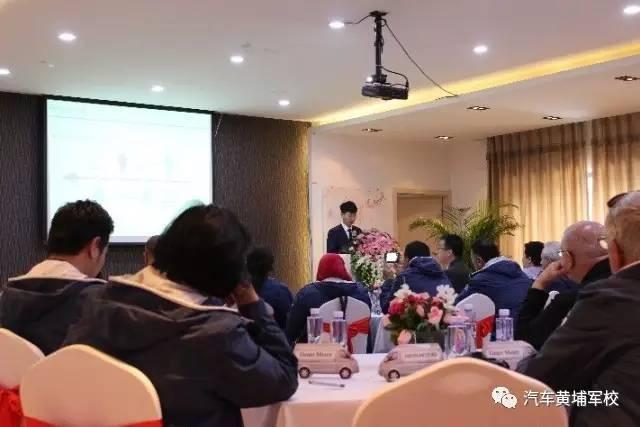 【项目报道】中外会师·共谋发展-2017年福田汽车海外经销商参观