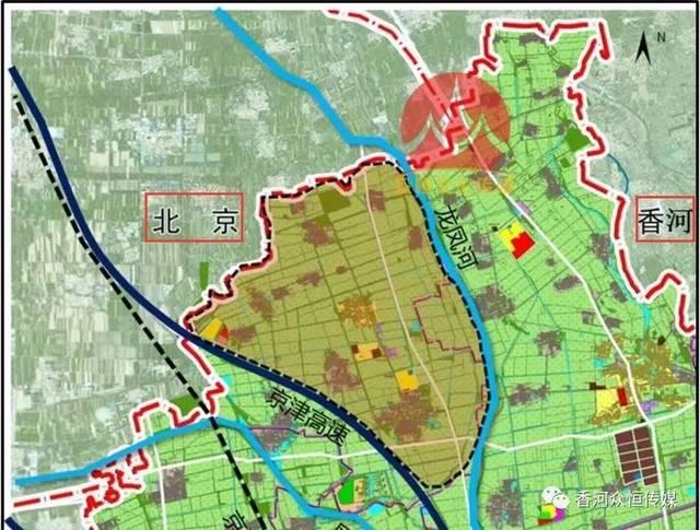 安平县总体规划图